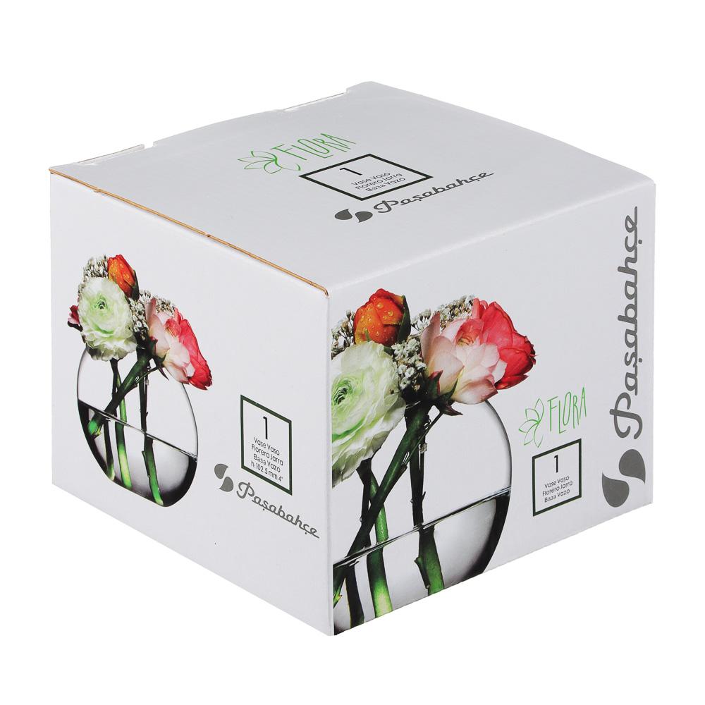 "Ваза PASABAHCE ""Flora"" h10,25 см"