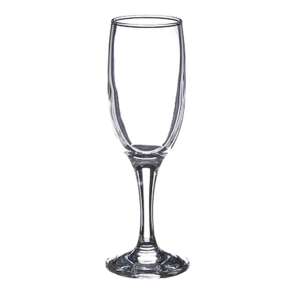 """PASABAHCE Набор фужеров 6шт для шампанского, 190мл, """"Bistro"""" 44419b"""