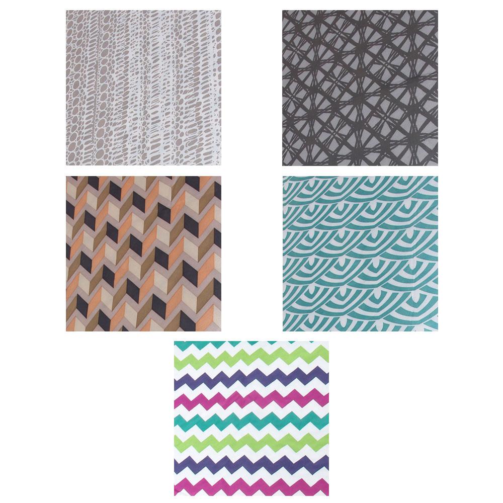 VETTA Чехол для гладильной доски на резинке, полиэстер, подкладка поролон, 130х50см, 5 дизайнов