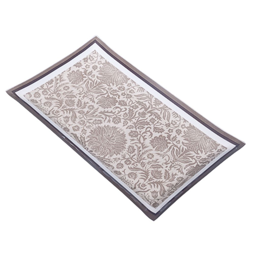 VETTA Винтаж Блюдо прямоугольное стекло, 28х16см, S3228N