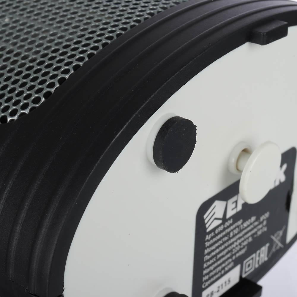 ЕРМАК Тепловентилятор с керам. нагр. эл. ТВК-1500 (750/1500Вт)