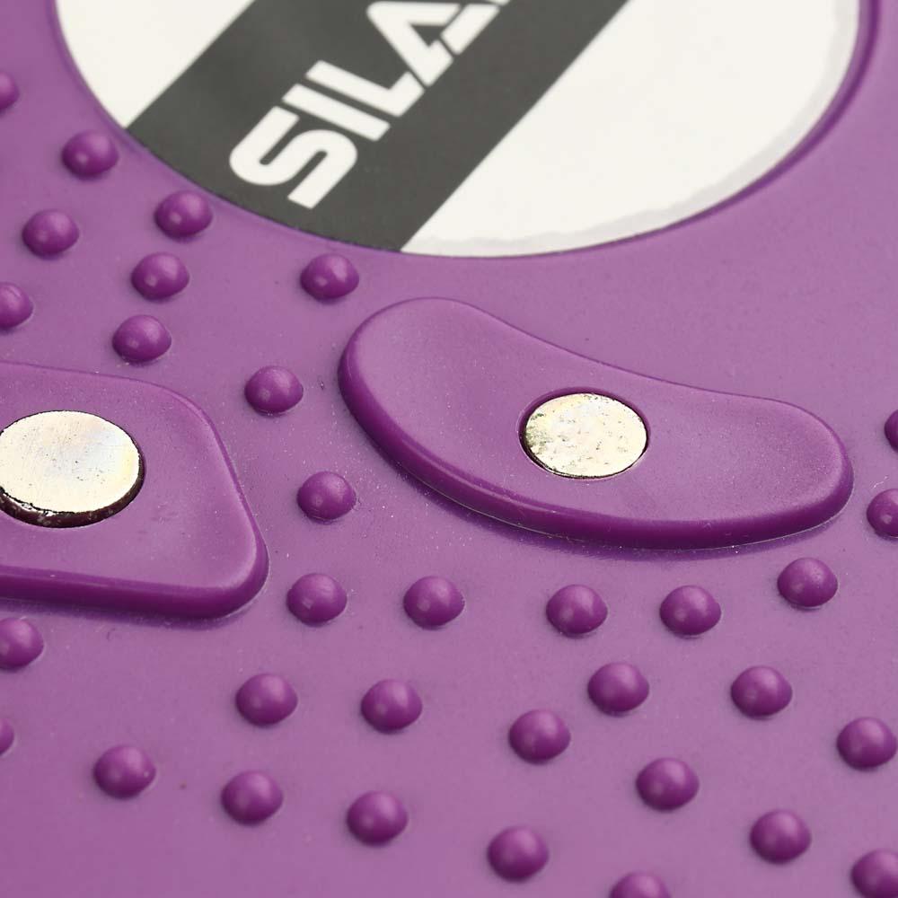 Тренажер-диск, металл, 25 см, SILAPRO