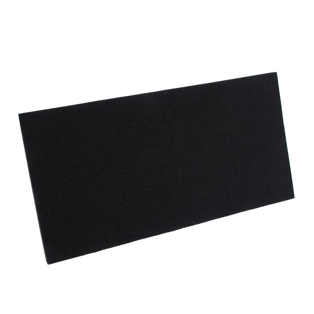 HEADMAN Терка с черным резиновым покрытием, 140x280мм