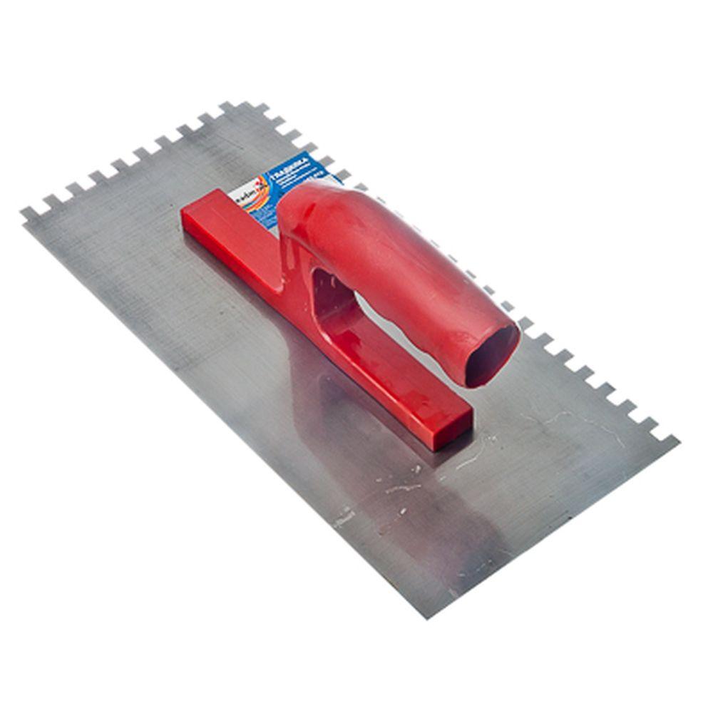 HEADMAN Гладилка стальная 130x280мм, пласт.ручка