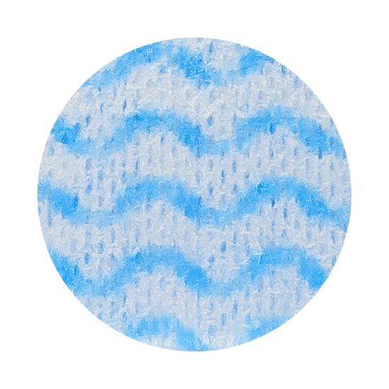 Салфетка перфорированная 10 шт, вискоза, 30x38 см