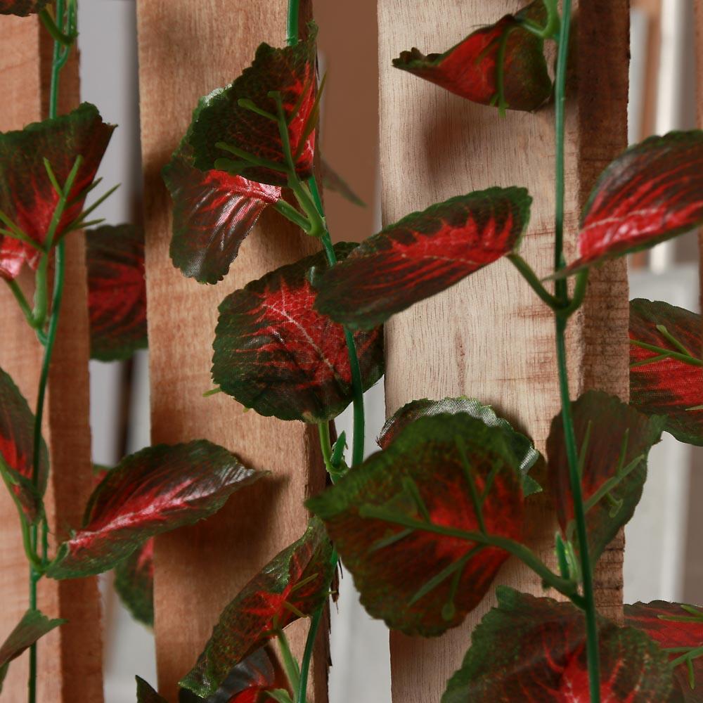 """LADECOR Растение искусственное """"Лиана"""", 2-2,3м, полиэстер, пластик, 2 цвета, арт.001"""