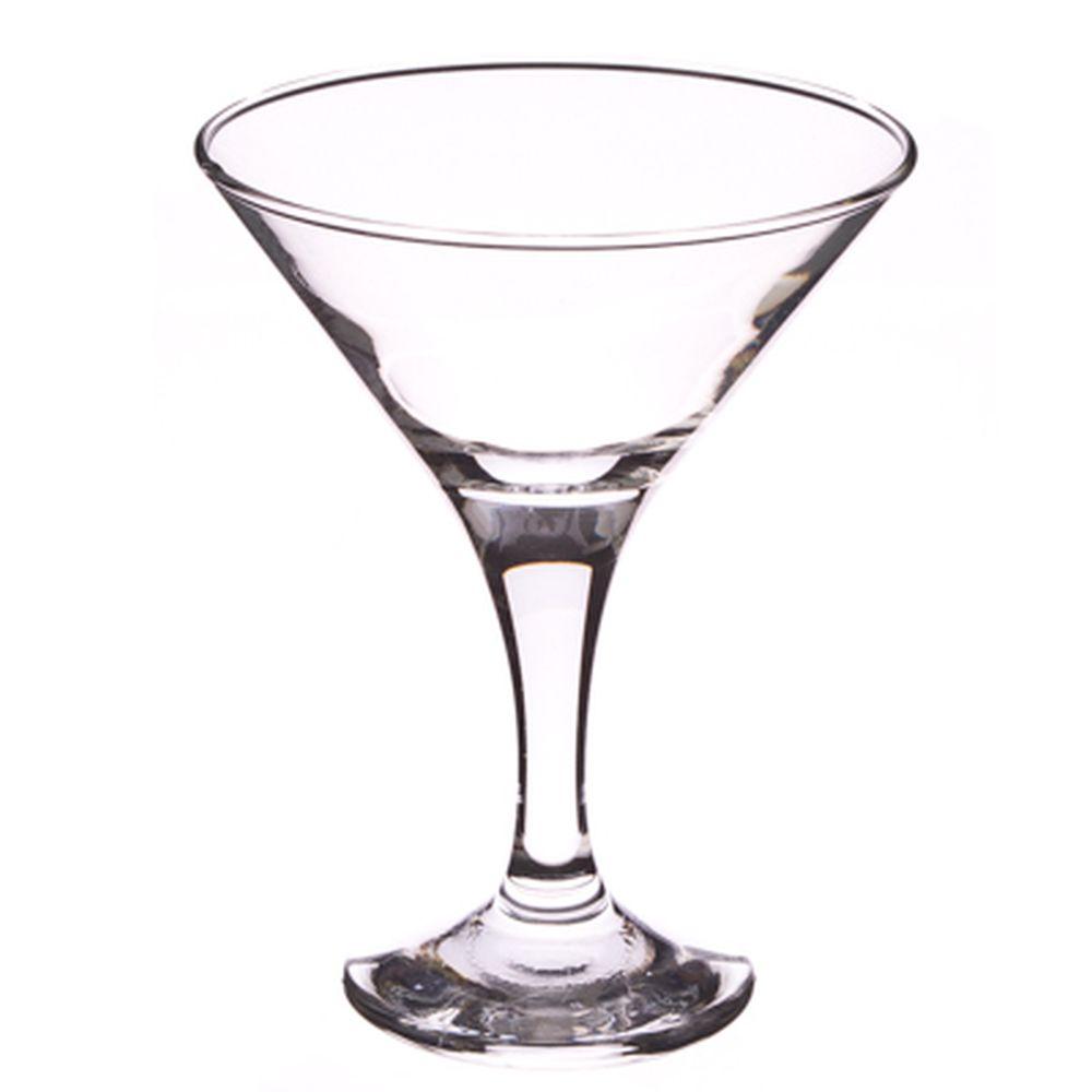 "PASABAHCE Набор бокалов 6шт для мартини, 190мл, ""Bistro"", 44410B"