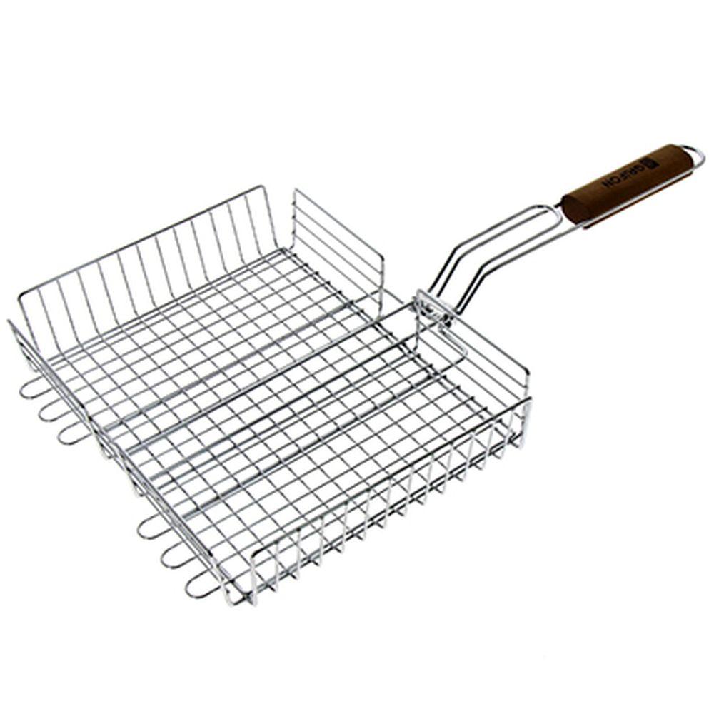 GRIFON Решетка глубокая, 31x24x5,5см, сталь 2мм, 600-003