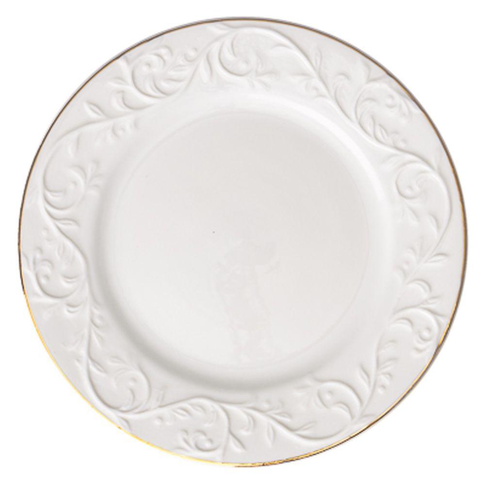 FARFALLE Гала Тарелка десертная 18см, упрочненный фарфор