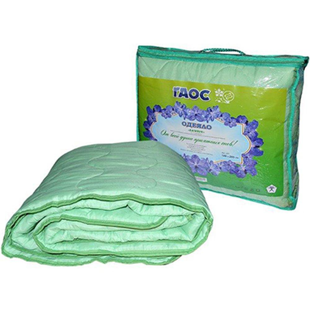 ГАОС Одеяло бамбук, 175х205см, сумка, арт.222