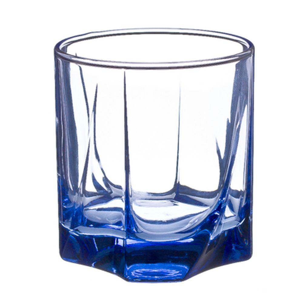 "PASABAHCE Набор стаканов 3шт, 245мл, ""Light blue"", 42338BM"