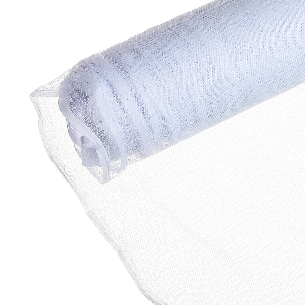 Москитная сетка для окон, полиэстер, 1х25 м, белая, в рулоне, 100х13х13