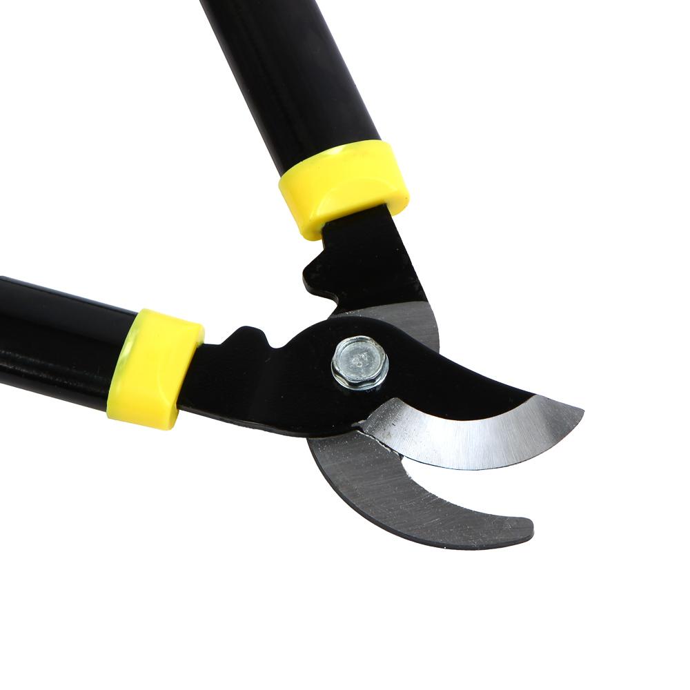 Сучкорез садовый, сталь, двухкомпонентные ручки, 71 см, INBLOOM