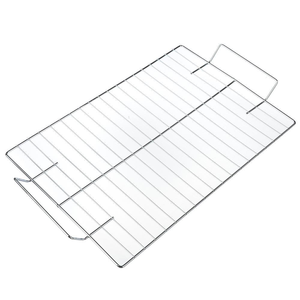 Решетка-гриль с двумя ручками 36x24 см, GRILLBOOM