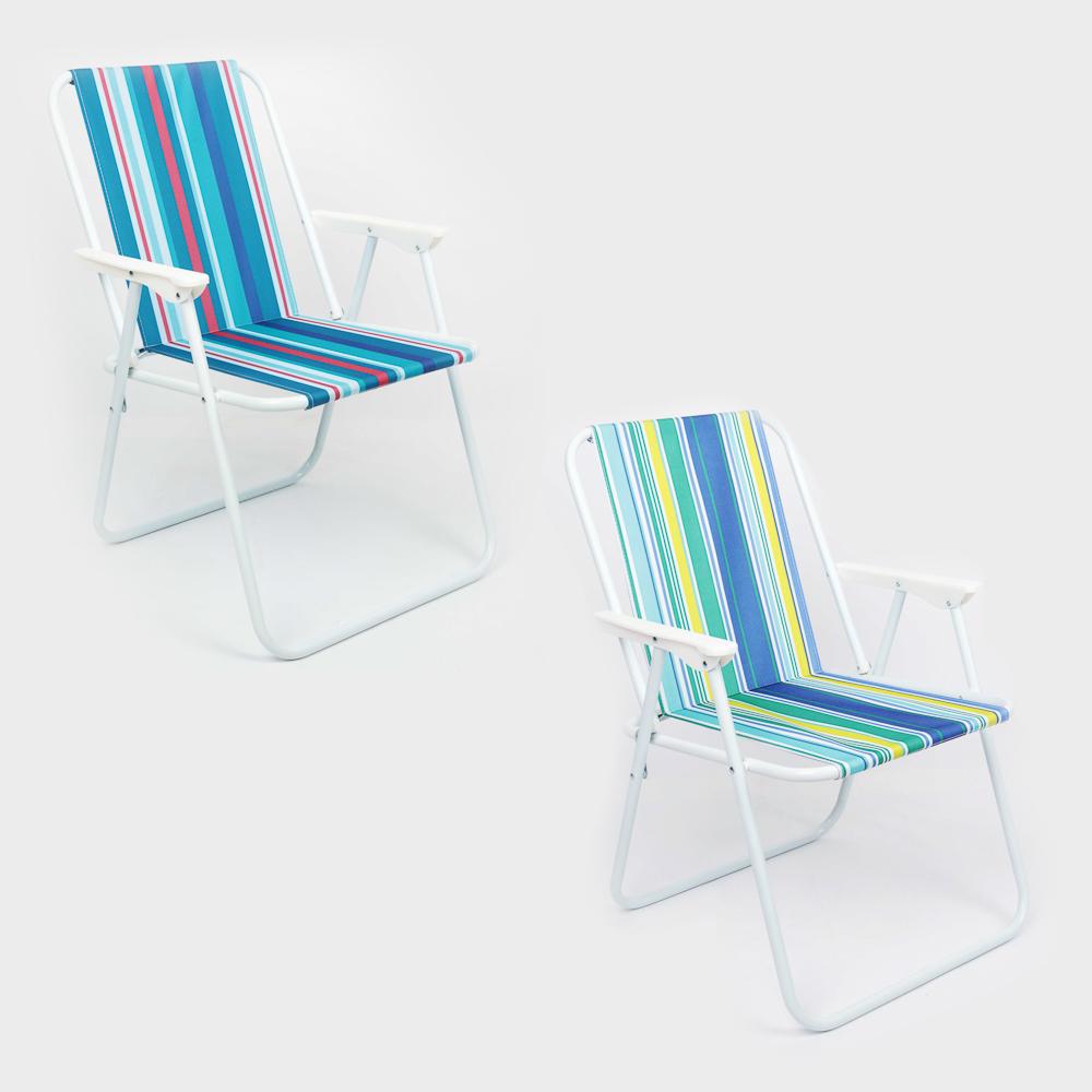 Кресло складное ЧИНГИСХАН 51х38х74см, полиэстер, сталь