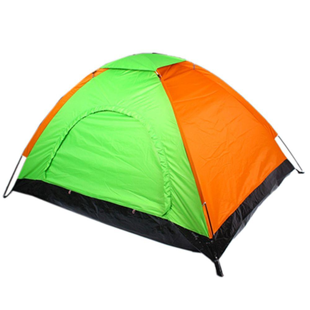 ЧИНГИСХАН Палатка 2-местная, 200х150х110см, нейлон 170T, дно оксфорд 210D