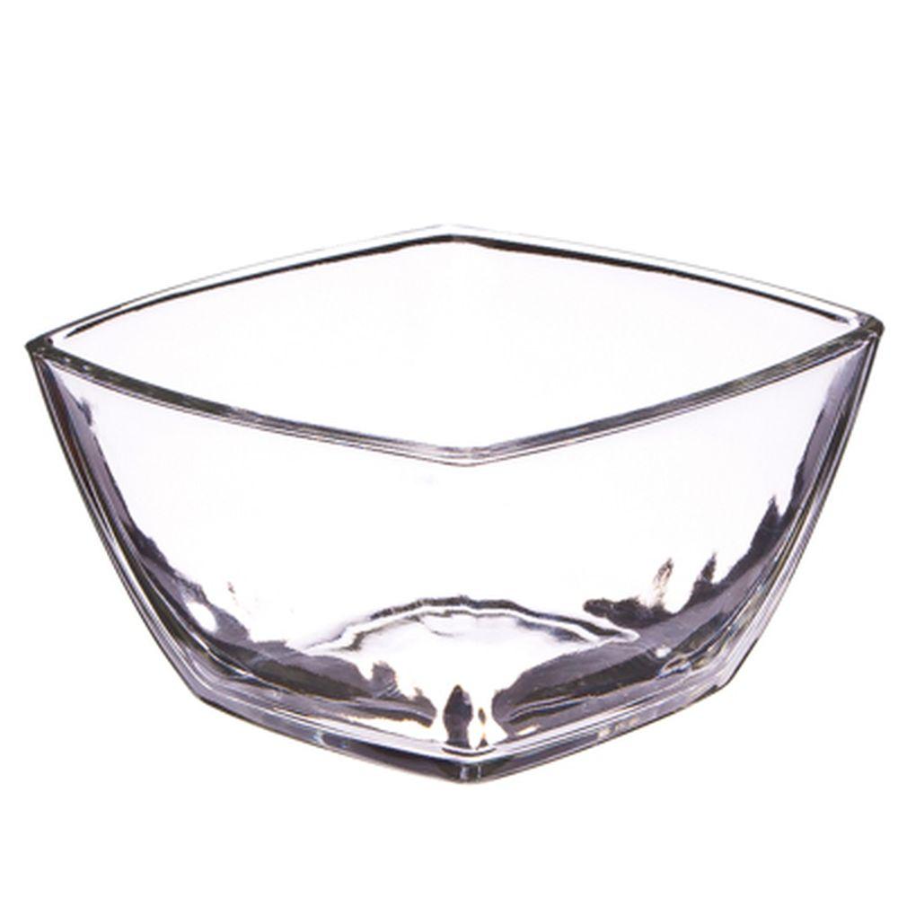 """PASABAHCE Салатник 12,5x12,5см """"Tokio"""", стекло, 53056SLB"""