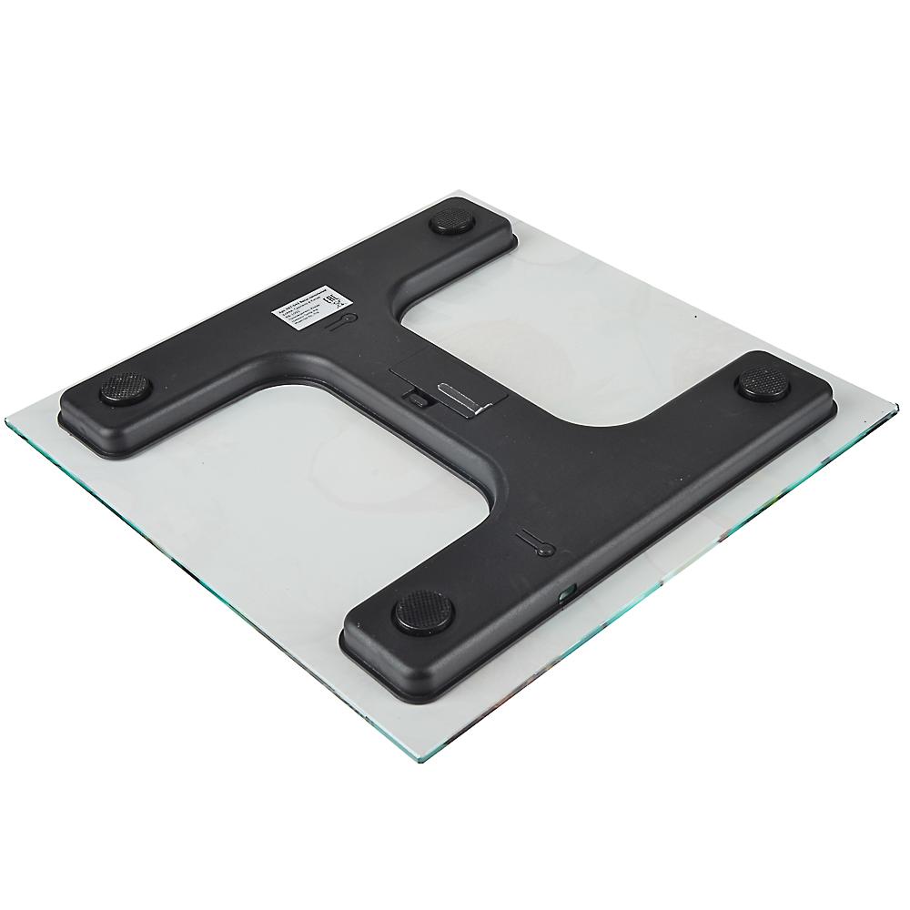Весы напольные электронные до 180 кг, ЖК-дисплей, VS-045