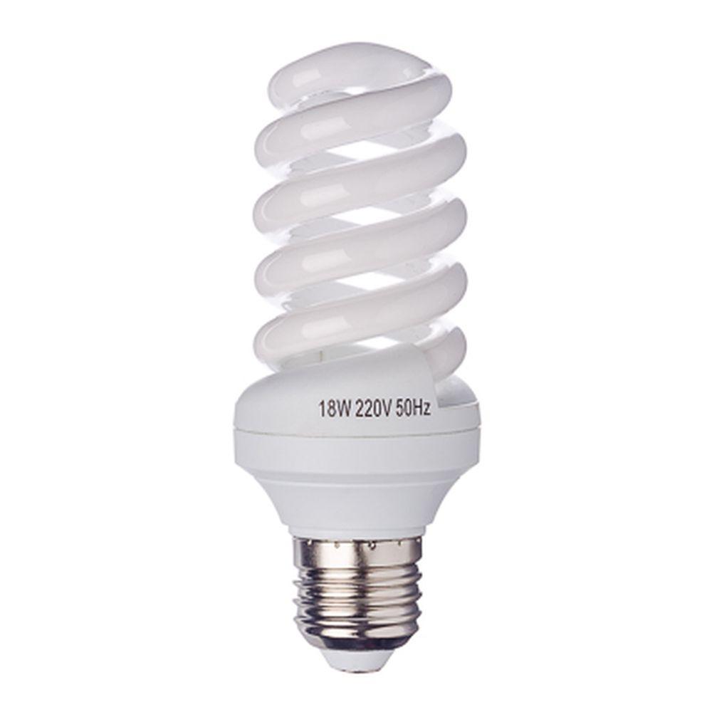 FORZA Лампа энергосберегающая E27 18W 4100K полн.спираль