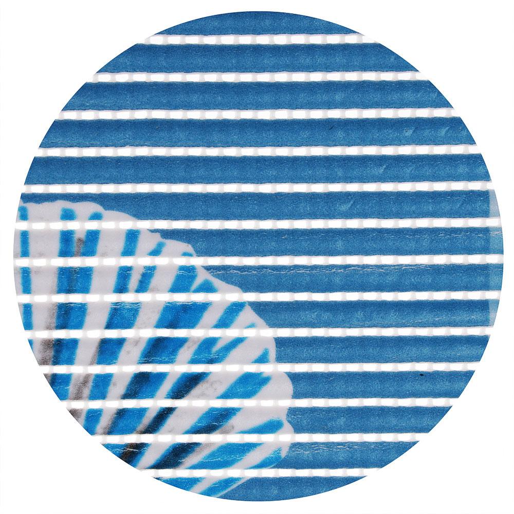 """Коврик для ванны ПВХ, 50х80см, 3 дизайна, VETTA """"Море"""""""