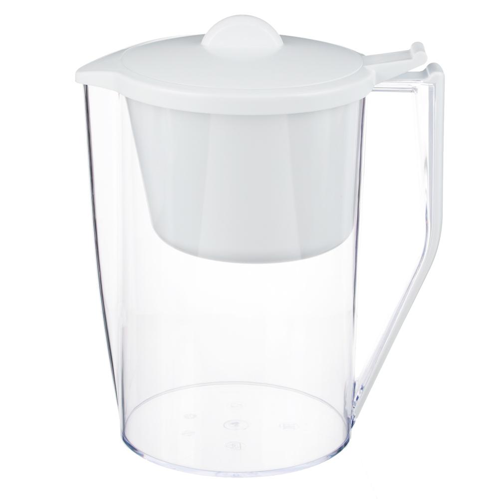 """Кувшин-фильтр для воды 3,2л, белый, """"Классик"""" БАРЬЕР"""