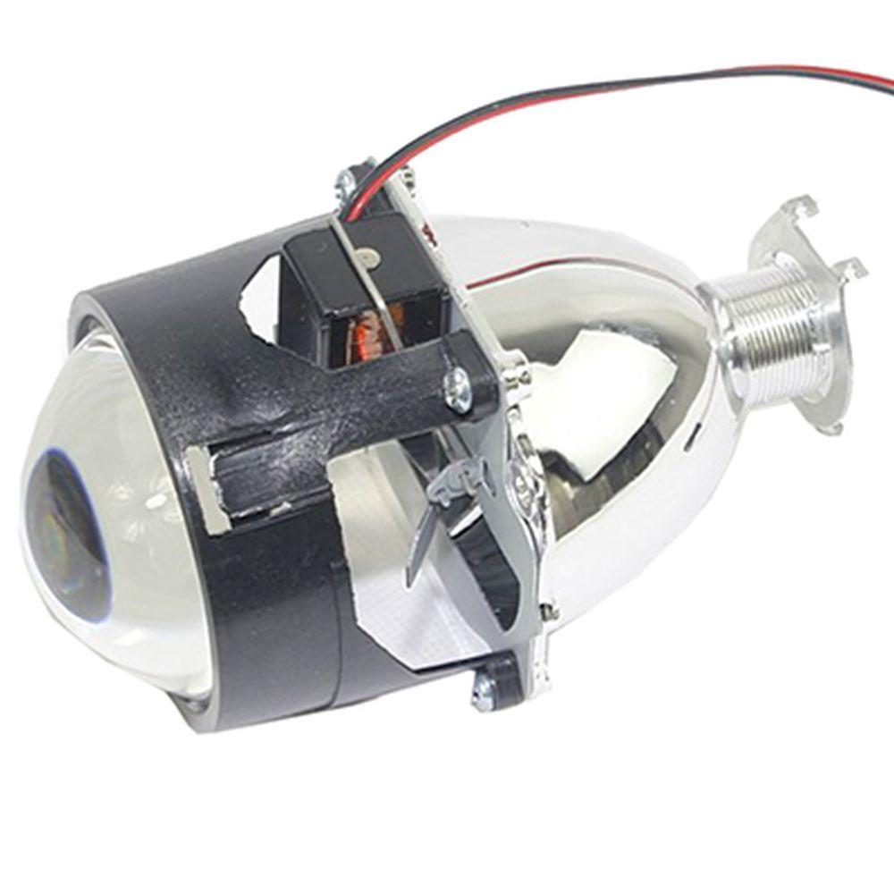 NEW GALAXY Модуль противотуманного света H1, 12V/5W, 2,5 дюйма, комп 2шт, белый, Standart