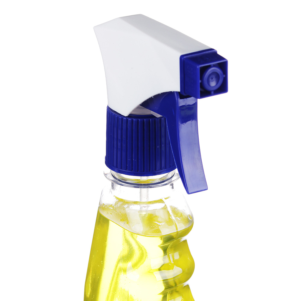 Iskra Средство для мытья стекол с изопропиловым спиртом, Цитрусовый микс 500гр, п/б с курком 1111