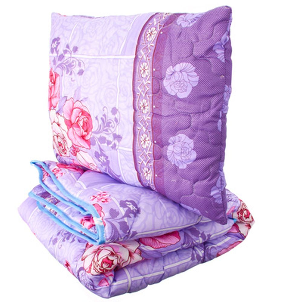 Набор «Удачный комплект»(подушка 50х70см + одеяло 145х205см)