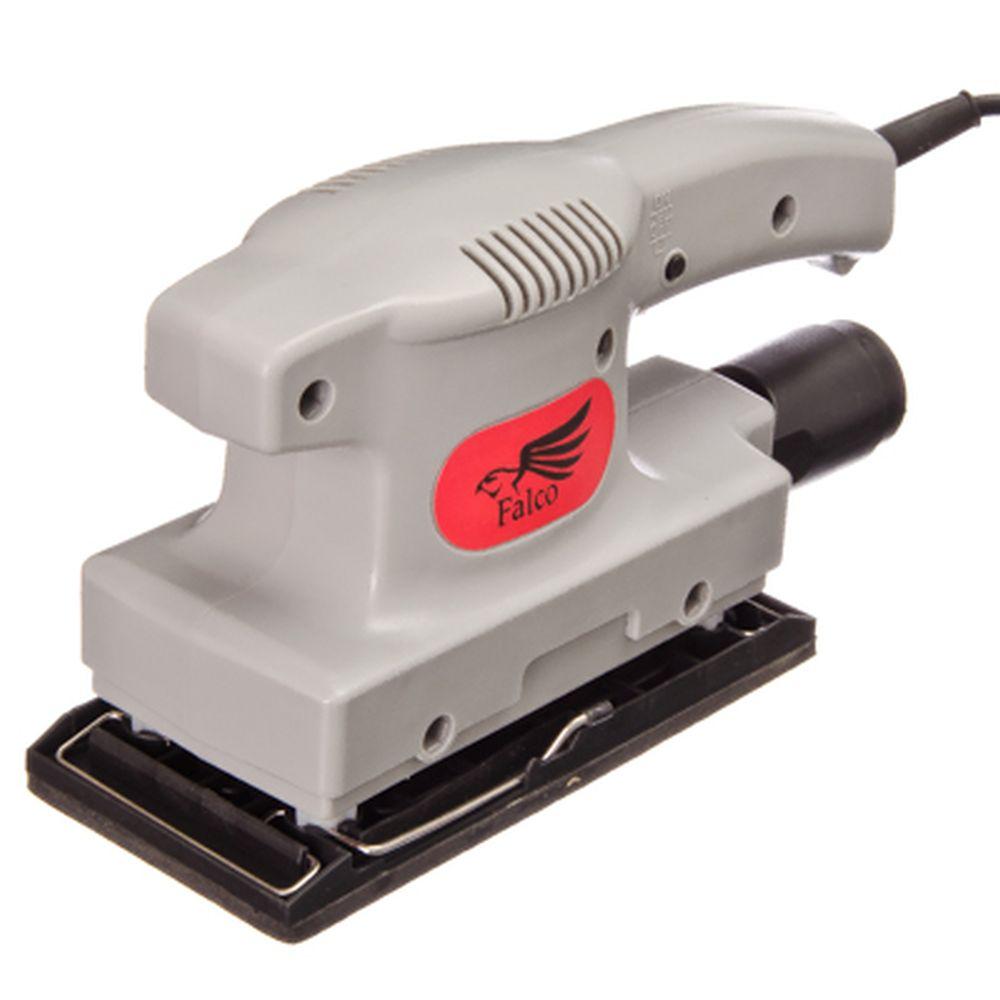 FALCO Машина шлифовальная вибрационная OS-150, 150 Вт,187х90мм,10000 об/мин,
