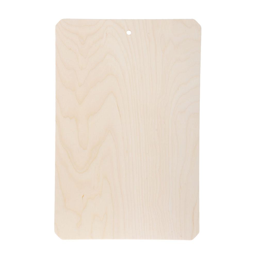 Доска разделочная фанера, 45x30x0,8см, дизайн GC