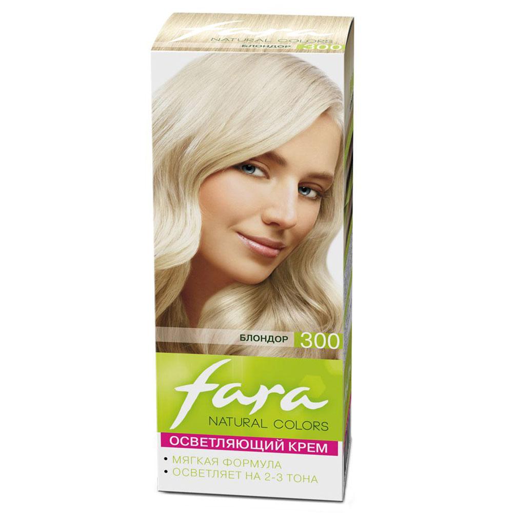 "FARA Natural Colors Краска для волос ""300 Блондор"", Арт.300308"