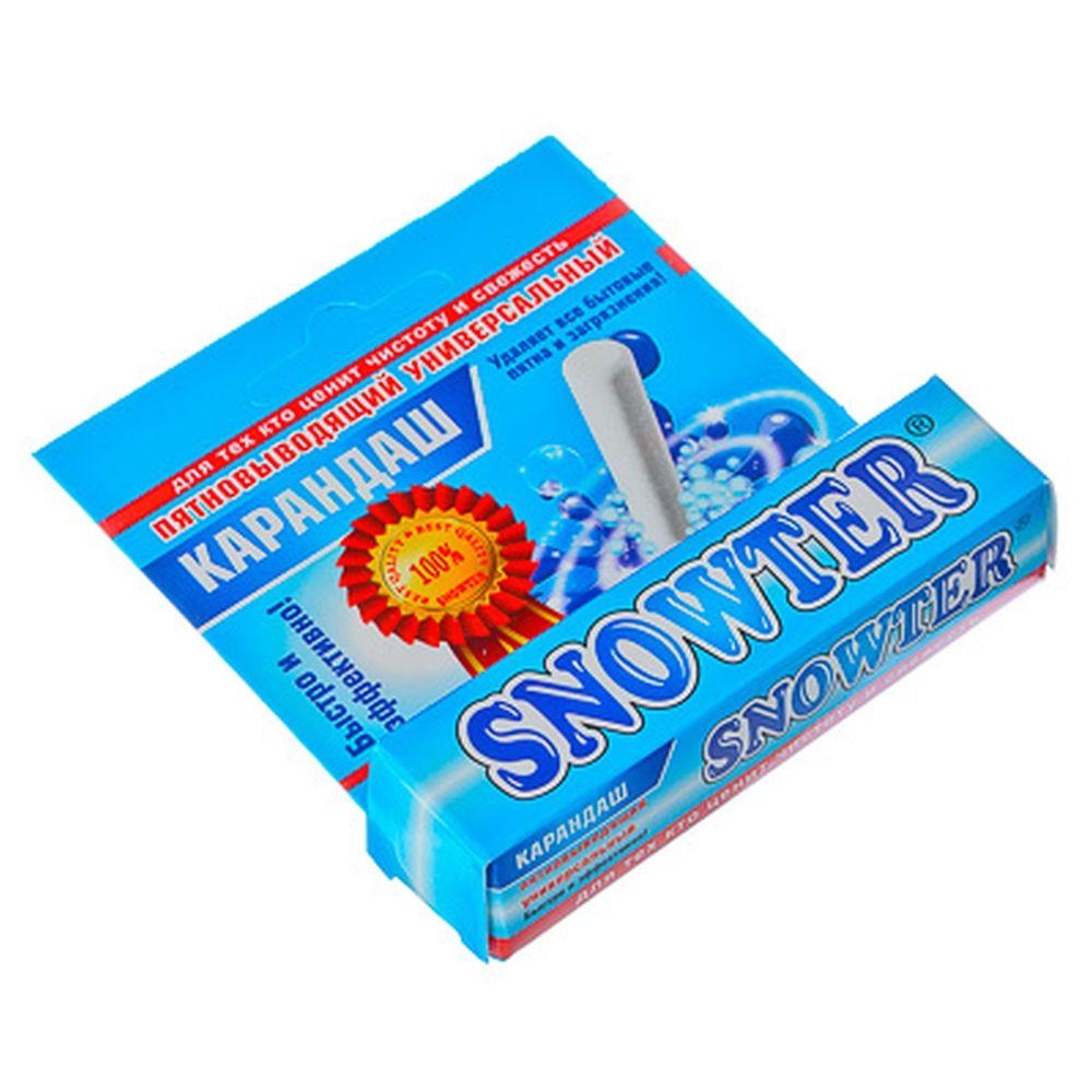 Snowter Пятновыводитель-карандаш универсальный, к/у 35гр