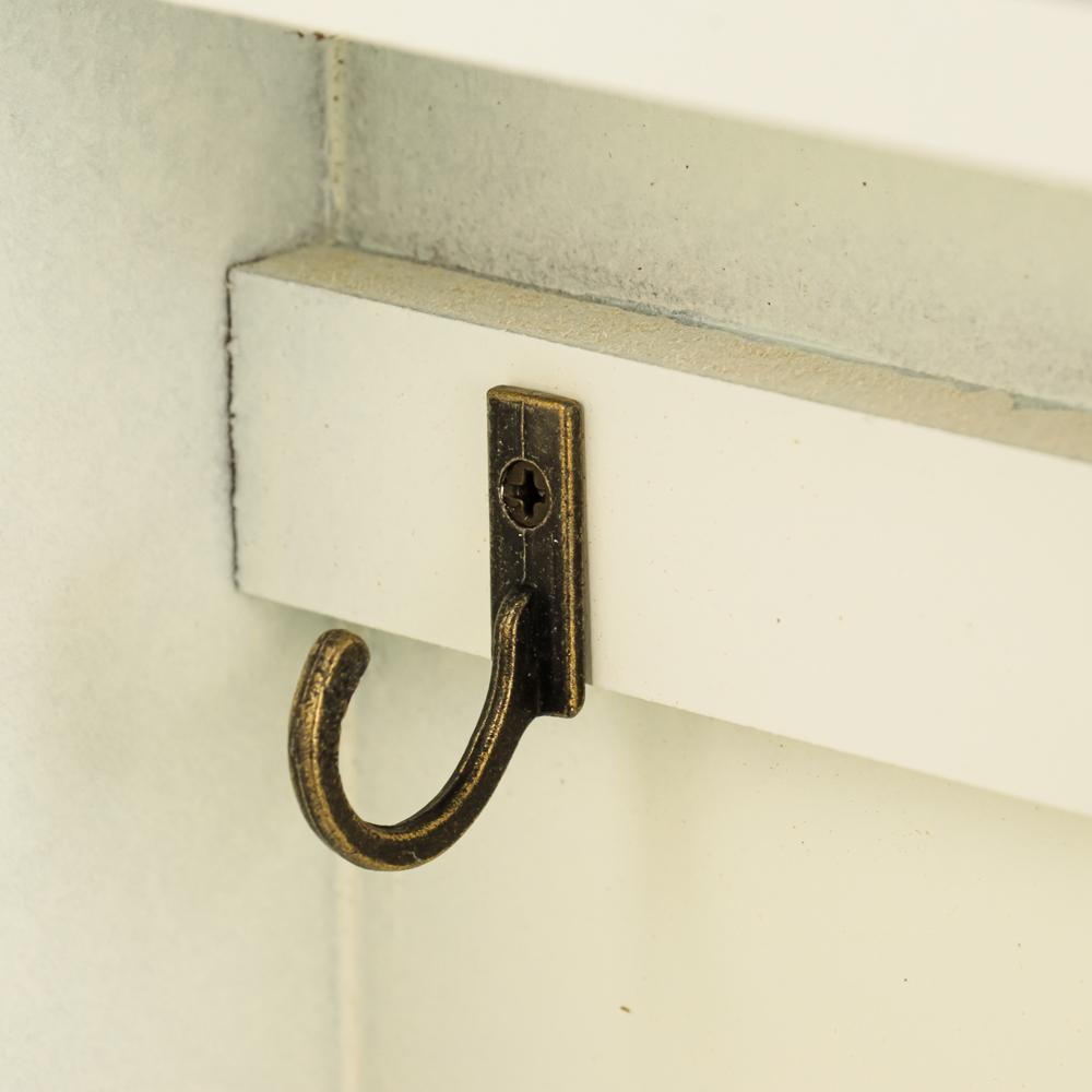 LADECOR Ключница, МДФ, 2 дизайна, 22,5х16х5,2см