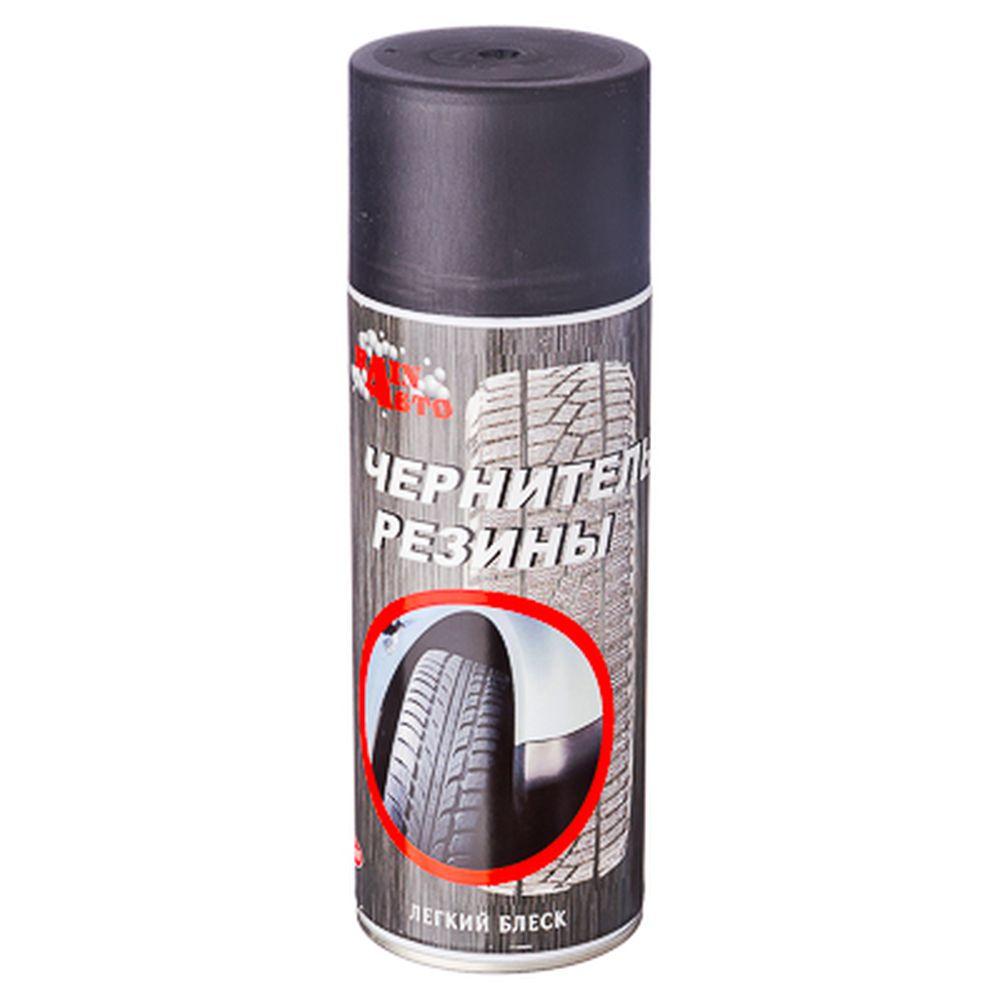 Реставратор шин (чернитель), аэрозоль, 520мл