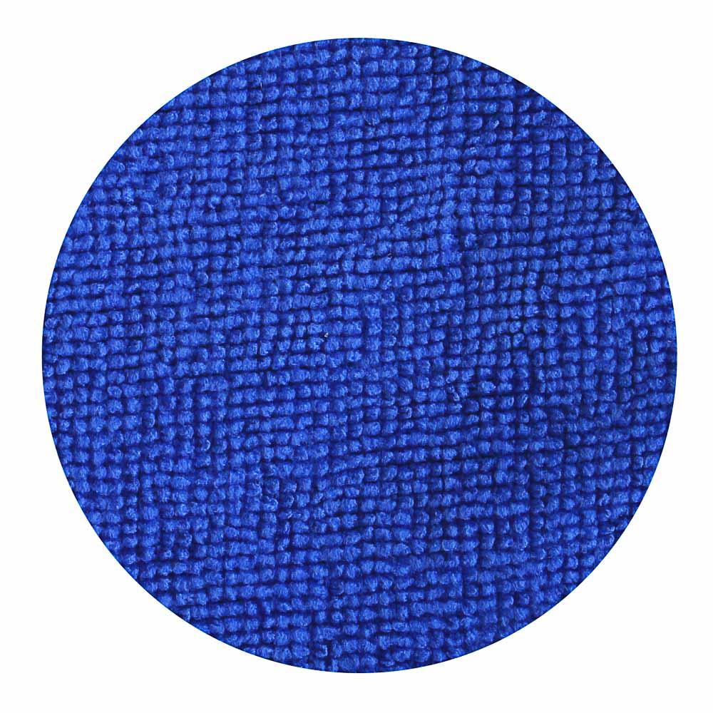 Салфетка для сильных загрязнений из микрофибры, двойная, с металлической сеткой, 30х30 см, 3 цвета,