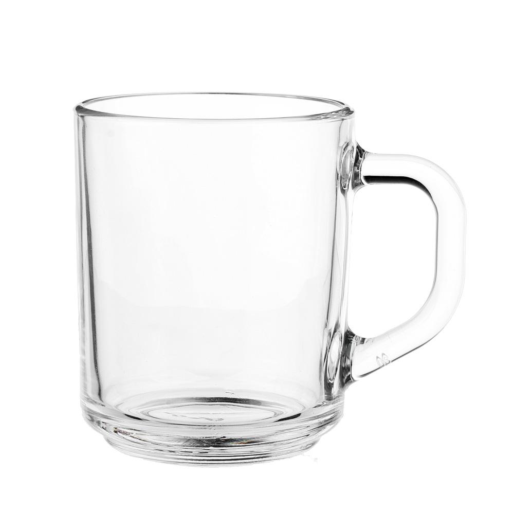 "Кружка стеклянная 200 мл, ОСЗ ""Green tea"""