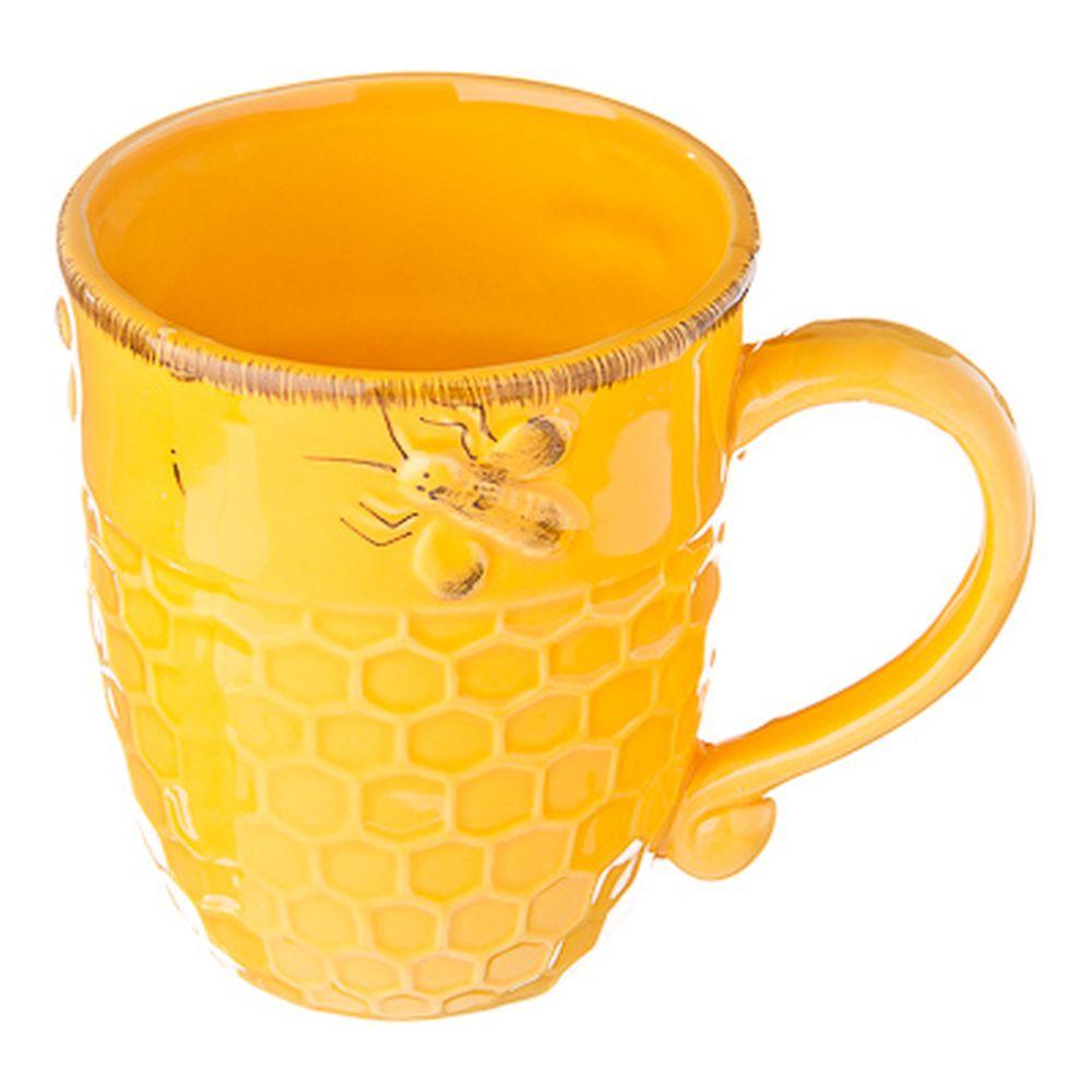 Медовый аромат Кружка, 270мл, керамика, 140004