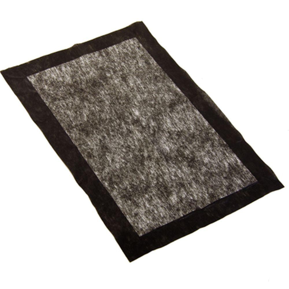 NEW GALAXY Набор ковров 4шт, влаговпитывающие, 60х40см