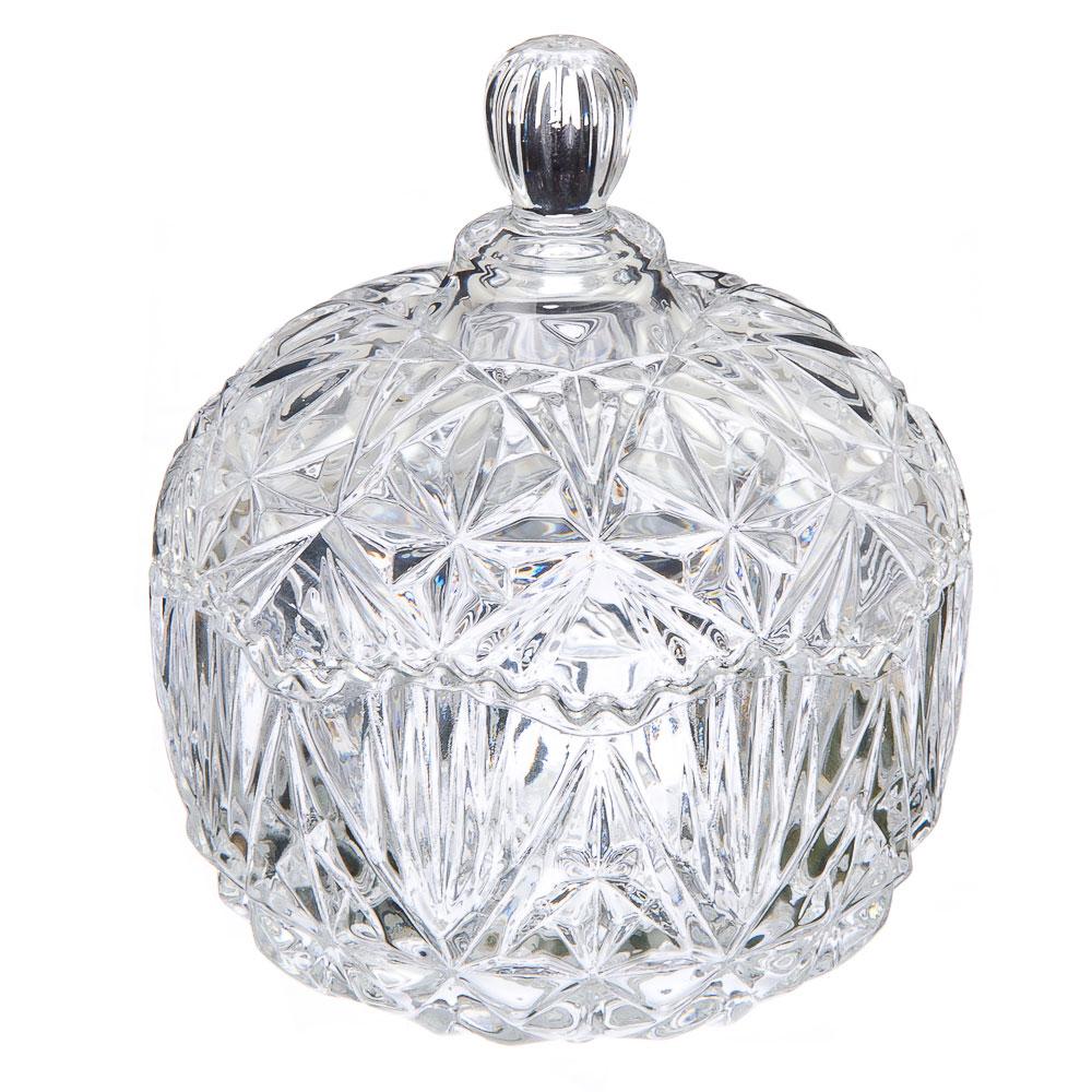"""Конфетница, стекло, 10,5х14см, """"Перла"""", GB1824MI"""