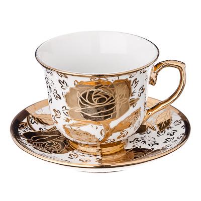 FARFALLE Аскания Набор чайный 13 пр., 220мл, c чайником 800мл, фарфор