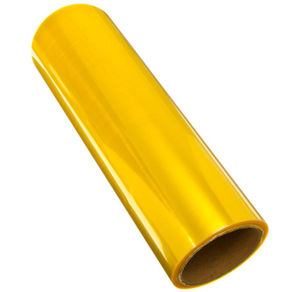 NEW GALAXY Пленка защитная для фар и фонарей (броня), глянцевая 30см x 10м, золотая