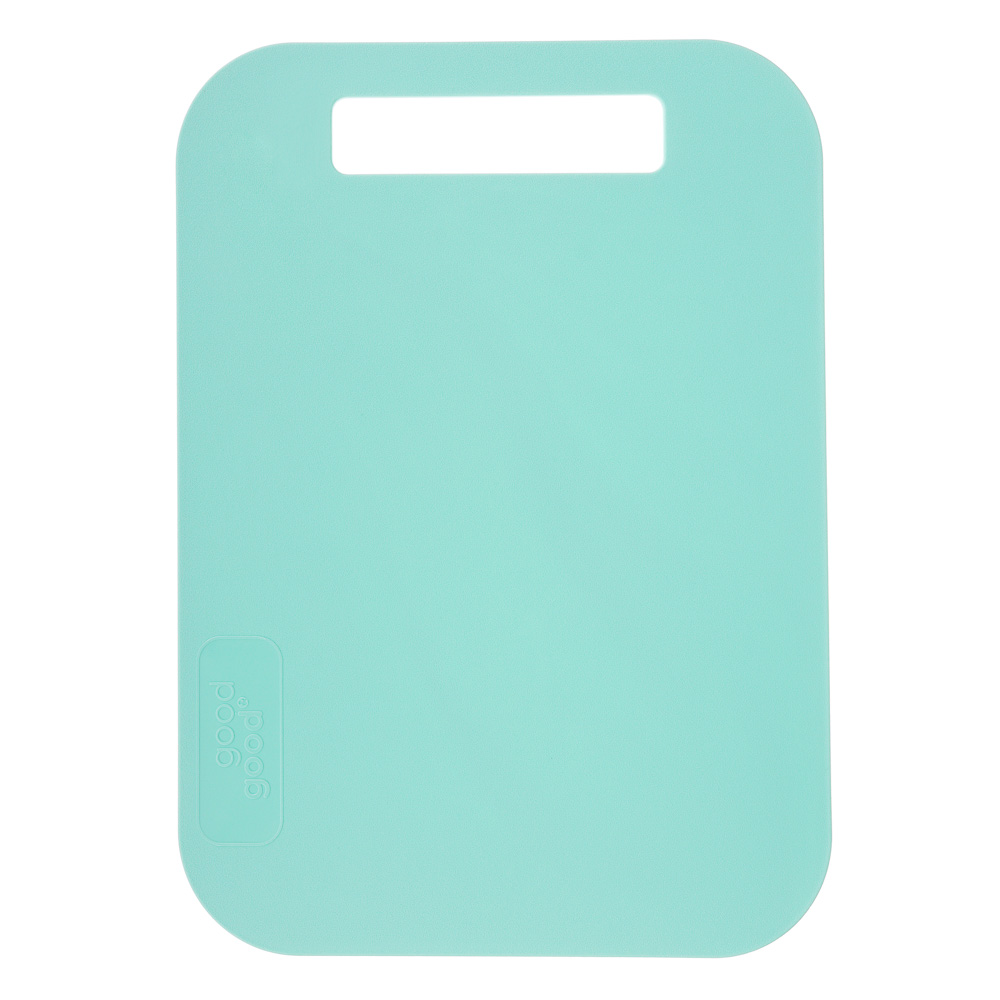 Доска разделочная гибкая, пластик, 29x21 см, 3 цвета