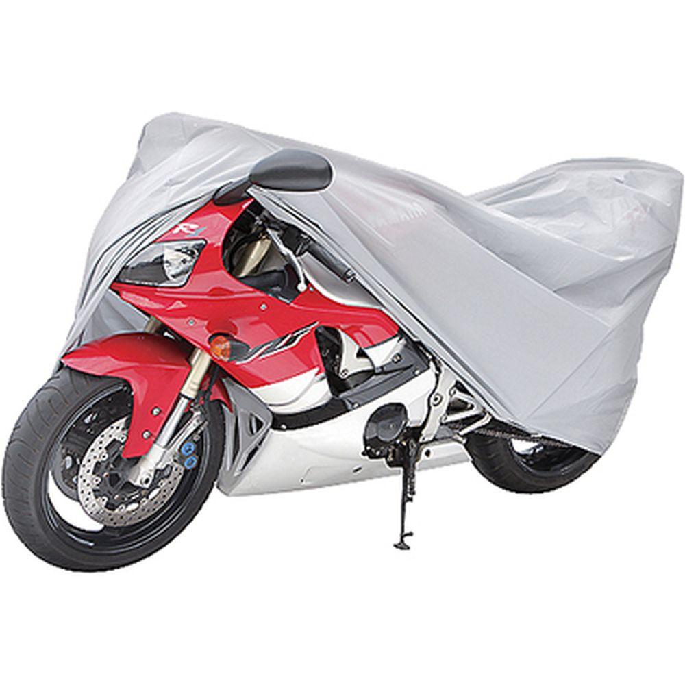 NEW GALAXY Тент на мотоцикл, скутер защитный, размер m 203х89х119см, mybike