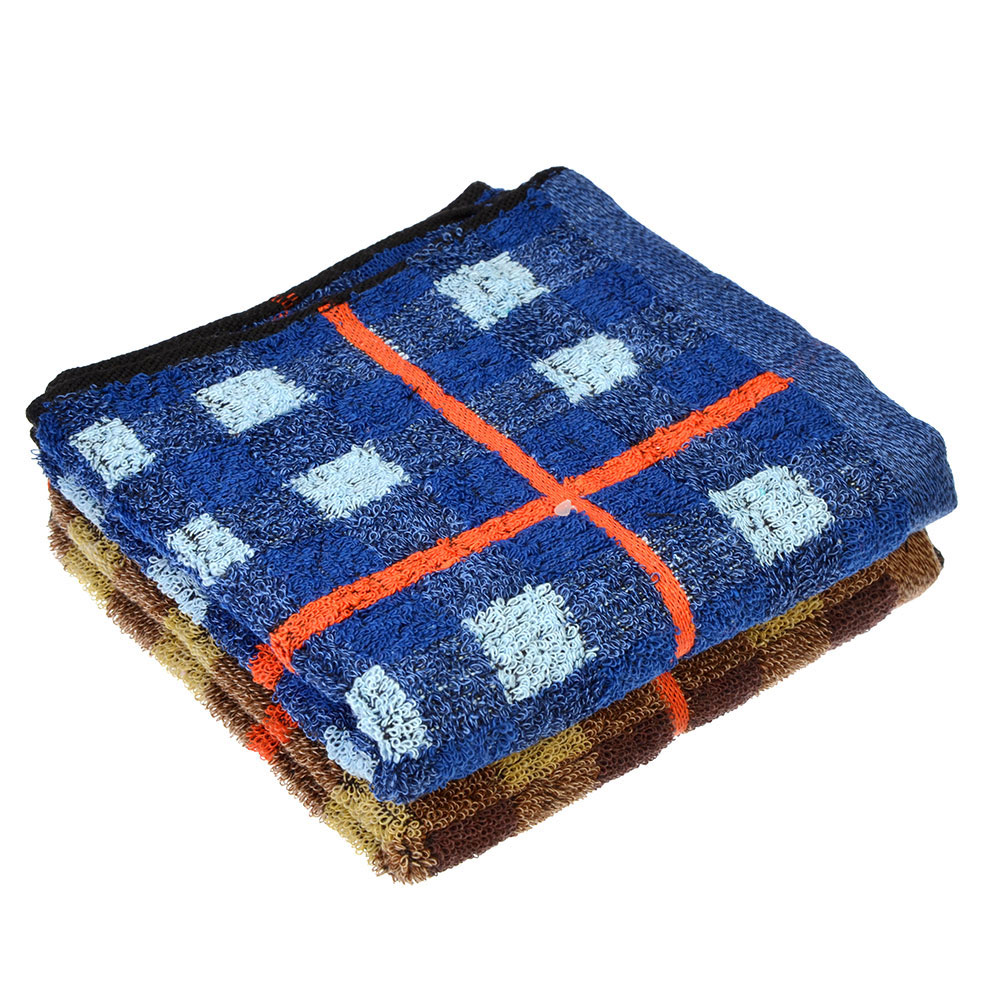 Полотенце для рук махровое, хлопок, 35х75см, 2 цвета, VETTA