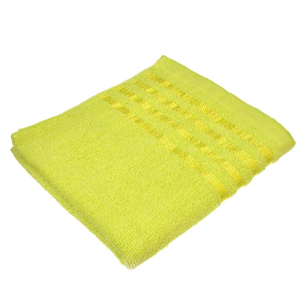 Полотенце для лица махровое, хлопок, 50х100см, 6 цветов, VETTA