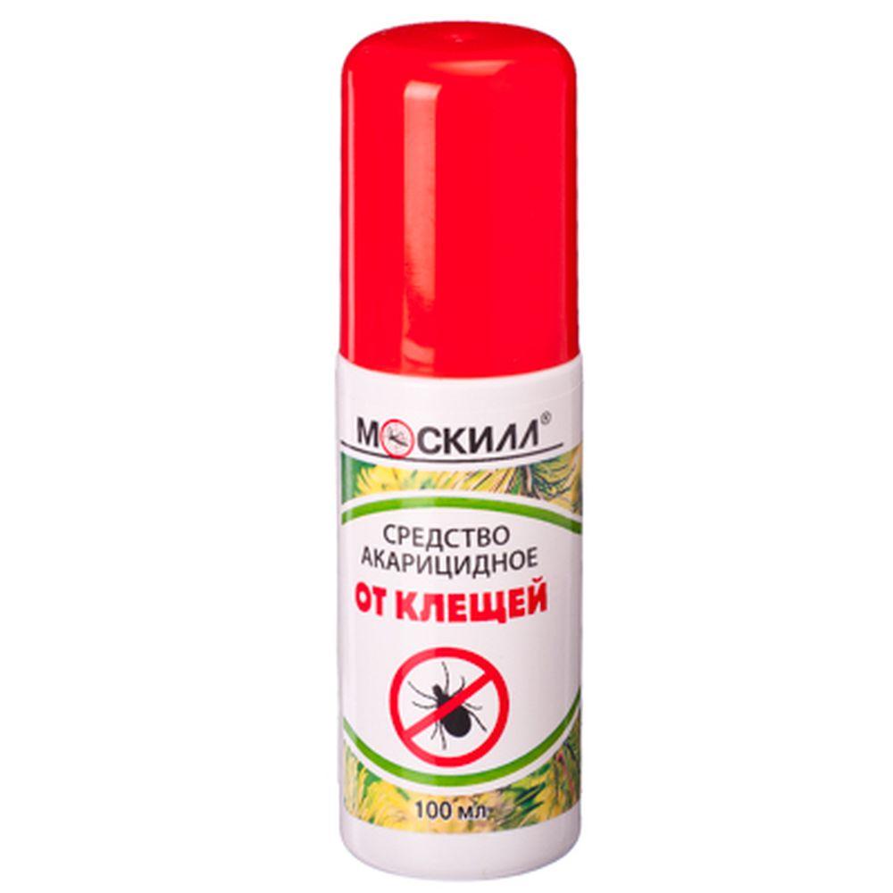 Москилл Спрей Антиклещ, 100мл (0919)