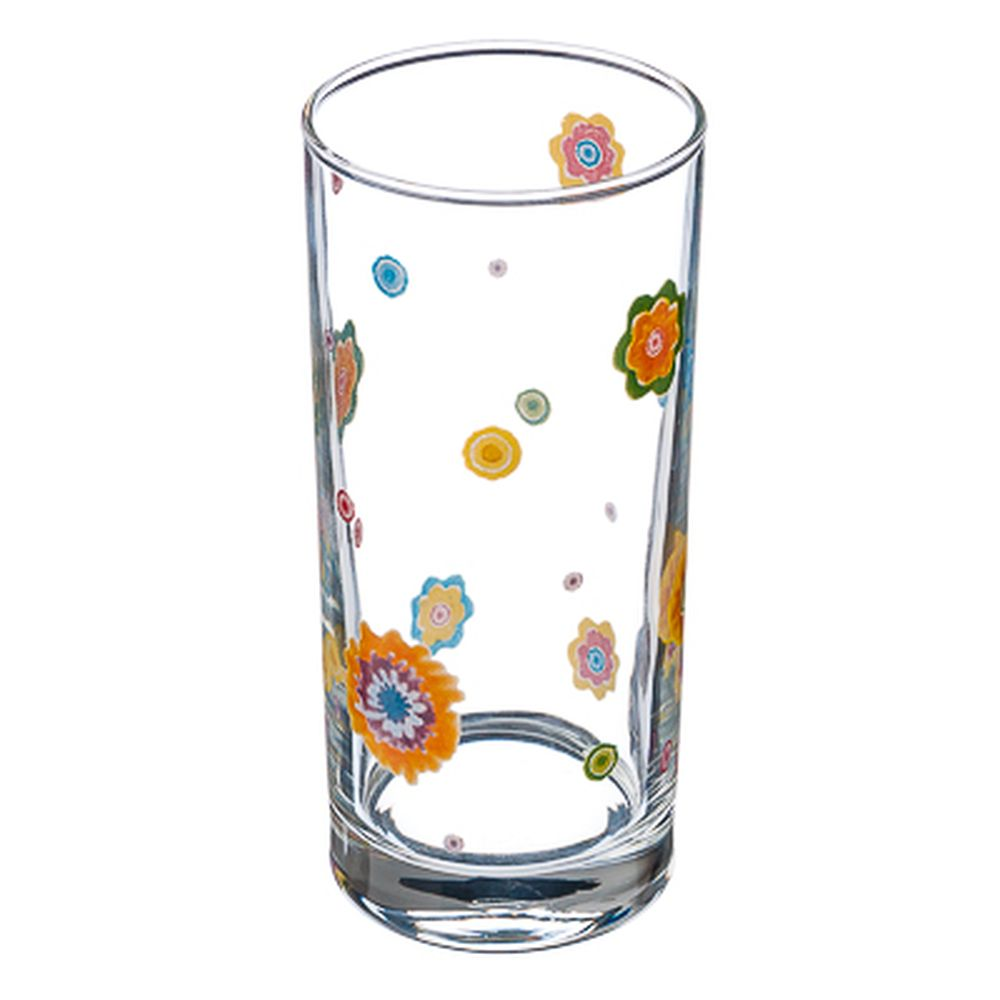 Capella Стакан гладкий 290мл, стекло, 42402