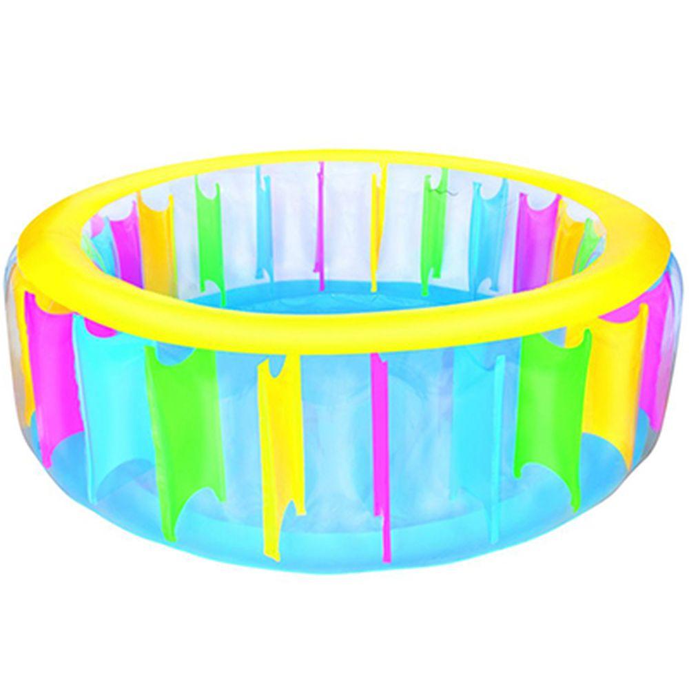 BESTWAY Бассейн надувной круглый 183x61см с перегородками Multi-Colored (51038В) арт.810-105