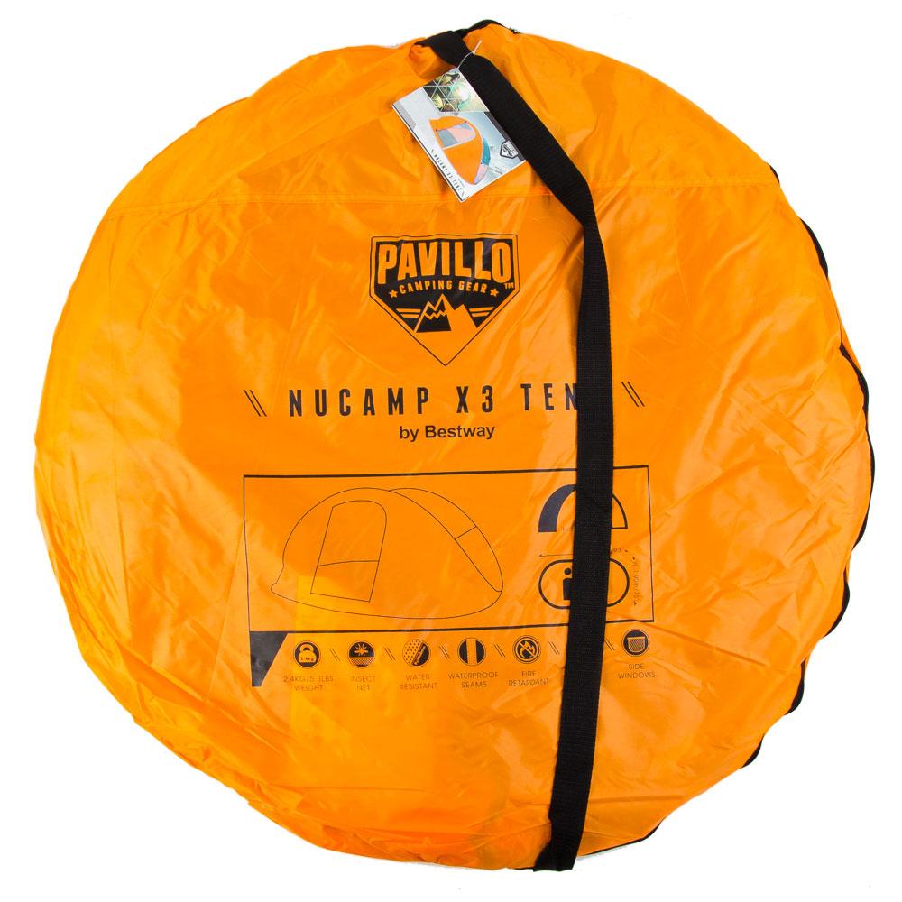 BESTWAY Палатка кемпинговая NuCamp 3-местная, 235х190х100см, 68005