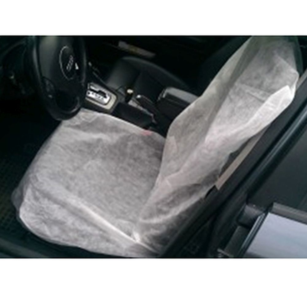 ЕРМАК Антигрязь Чехол на сиденье автомобиля одноразовый, спанбонд, 150х50см
